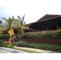 Foto de terreno habitacional en venta en  , la bocana, santa maría huatulco, oaxaca, 2630392 No. 01