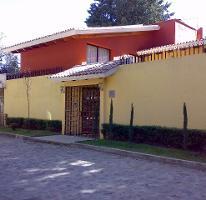 Foto de casa en venta en la cañada 24, contadero, cuajimalpa de morelos, distrito federal, 0 No. 01