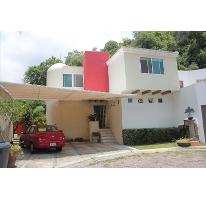 Foto de casa en venta en  , la cañada, cuernavaca, morelos, 2592444 No. 01
