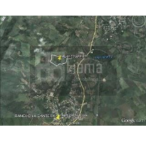 Foto de terreno habitacional en venta en  , la cantera, tepic, nayarit, 2630068 No. 01