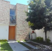 Foto de casa en renta en  , la carcaña, san pedro cholula, puebla, 2431397 No. 01