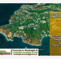 Foto de terreno comercial en venta en carretera escénicas , la cima, acapulco de juárez, guerrero, 2663805 No. 01