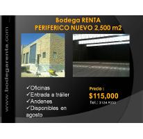 Foto de bodega en renta en, la guadalupana, san pedro tlaquepaque, jalisco, 2035178 no 01