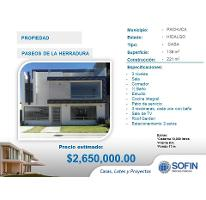 Foto de casa en venta en  , la herradura, pachuca de soto, hidalgo, 2738506 No. 01