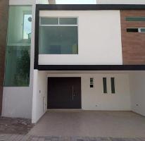 Foto de casa en venta en  , la isla lomas de angelópolis, san andrés cholula, puebla, 3622563 No. 01