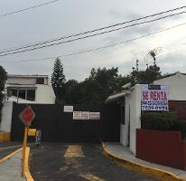 Foto de casa en renta en  , la joya, tlalpan, distrito federal, 2737291 No. 01