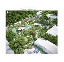 Foto de terreno habitacional en venta en  , la joya xamanha, solidaridad, quintana roo, 2591849 No. 01