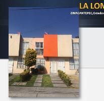 Foto de casa en venta en  , la loma i, zinacantepec, méxico, 0 No. 01
