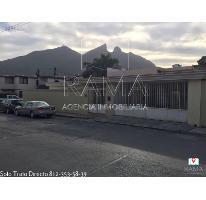 Foto de casa en renta en  , la primavera 1 sector, monterrey, nuevo león, 2909106 No. 01