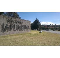 Foto de terreno habitacional en venta en, hacienda la purísima, ixtlahuaca, estado de méxico, 1184525 no 01