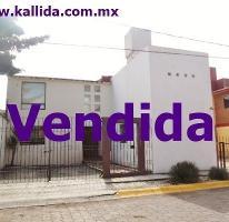 Foto de casa en venta en  , la virgen, metepec, méxico, 3795384 No. 01
