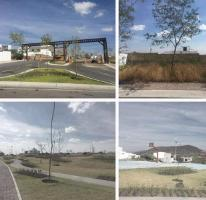 Foto de terreno habitacional en venta en lago psisi 10, juriquilla, querétaro, querétaro, 0 No. 01