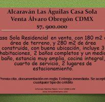 Foto de casa en venta en, las águilas, álvaro obregón, df, 2057830 no 01