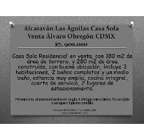 Foto de casa en venta en  , las águilas, álvaro obregón, distrito federal, 2057830 No. 01