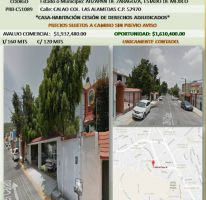 Foto de casa en venta en, las alamedas, atizapán de zaragoza, estado de méxico, 2168326 no 01