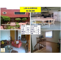 Foto de casa en venta en, las alamedas, atizapán de zaragoza, estado de méxico, 1536406 no 01