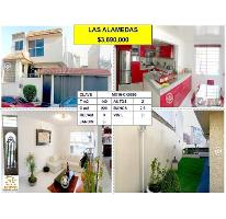 Foto de casa en venta en  , las alamedas, atizapán de zaragoza, méxico, 2820319 No. 01