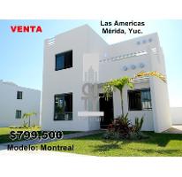 Foto de casa en venta en, las américas ii, mérida, yucatán, 1959999 no 01