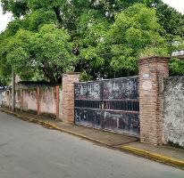 Foto de terreno habitacional en venta en ferrocarriles , las bajadas, veracruz, veracruz de ignacio de la llave, 2747648 No. 01