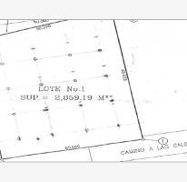 Foto de terreno habitacional en venta en las caleras o, el uro, monterrey, nuevo león, 0 No. 01
