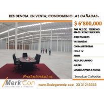 Foto de casa en venta en  , las cañadas, zapopan, jalisco, 3228130 No. 01