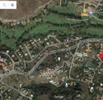 Foto de terreno habitacional en venta en  , las cañadas, zapopan, jalisco, 3796130 No. 01