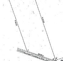 Foto de terreno comercial en venta en  , las conchas, tierra blanca, veracruz de ignacio de la llave, 2638699 No. 01