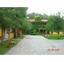 Foto de rancho en venta en  , las cristalinas, santiago, nuevo león, 1055641 No. 01
