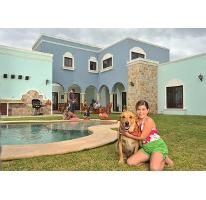 Foto de casa en venta en  , las fincas, mérida, yucatán, 1298381 No. 01