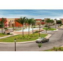 Foto de casa en condominio en venta en, las fincas, mérida, yucatán, 2162848 no 01