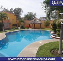 Foto de casa en venta en - -, las garzas i, ii, iii y iv, emiliano zapata, morelos, 3921491 No. 01