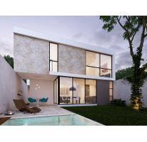 Foto de casa en venta en  , las margaritas de cholul, mérida, yucatán, 1130279 No. 01