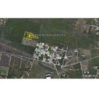 Foto de terreno habitacional en venta en, cholul, mérida, yucatán, 1199145 no 01