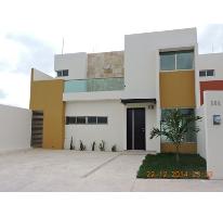 Foto de casa en venta en  , las margaritas de cholul, mérida, yucatán, 1692300 No. 01
