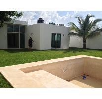 Foto de casa en renta en  , las margaritas de cholul, mérida, yucatán, 2960961 No. 01