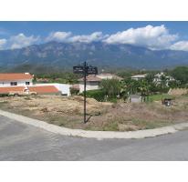 Foto de terreno habitacional en venta en, las misiones, santiago, nuevo león, 1105465 no 01