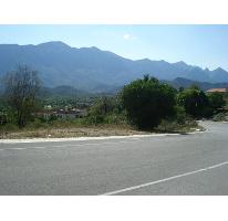 Foto de terreno habitacional en venta en  , las misiones, santiago, nuevo león, 2604717 No. 01