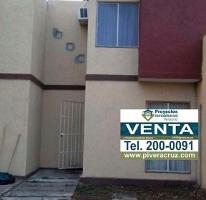 Foto de casa en venta en  , las vegas ii, boca del río, veracruz de ignacio de la llave, 4296661 No. 01