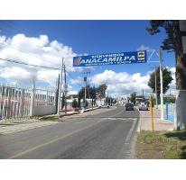 Foto de terreno habitacional en venta en  , lázaro cárdenas, huamantla, tlaxcala, 2719318 No. 01