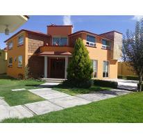 Foto de casa en venta en  , lázaro cárdenas, metepec, méxico, 1828601 No. 01