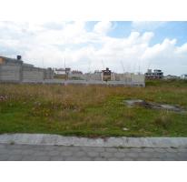 Foto de terreno habitacional en venta en  , lázaro cárdenas, metepec, méxico, 2300104 No. 01