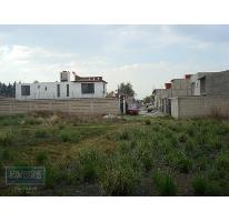 Foto de terreno habitacional en venta en  , lázaro cárdenas, metepec, méxico, 2327762 No. 01