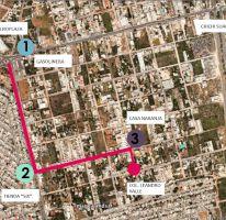 Foto de terreno habitacional en venta en, leandro valle, mérida, yucatán, 1747350 no 01