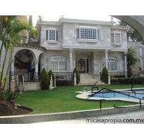 Foto de casa en venta en  , lienzo el charro, cuernavaca, morelos, 1693104 No. 01