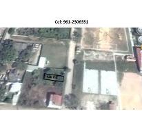 Foto de terreno habitacional en venta en 6a oriente sur, linda vista, berriozábal, chiapas, 1303799 no 01