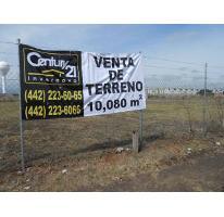 Foto de terreno habitacional en venta en  , lira, pedro escobedo, querétaro, 2720292 No. 01
