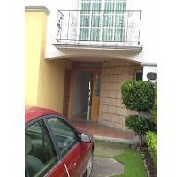 Foto de casa en renta en  , llano grande, metepec, méxico, 2248188 No. 01