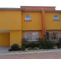 Foto de casa en venta en  , llano grande, metepec, méxico, 4282273 No. 01