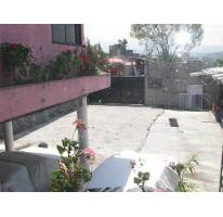 Foto de terreno habitacional en venta en  , llano redondo, álvaro obregón, distrito federal, 2632288 No. 01