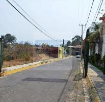 Foto de terreno habitacional en venta en loma a zul , lomas de tetela, cuernavaca, morelos, 4004154 No. 01